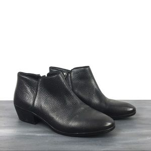 Sam Edelman petty boot ankle bootie black